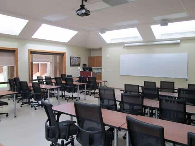PA classroom
