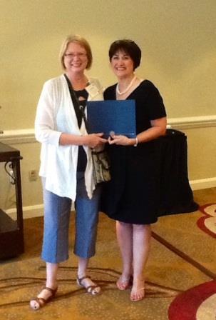 CoARC Award - Erna Boone