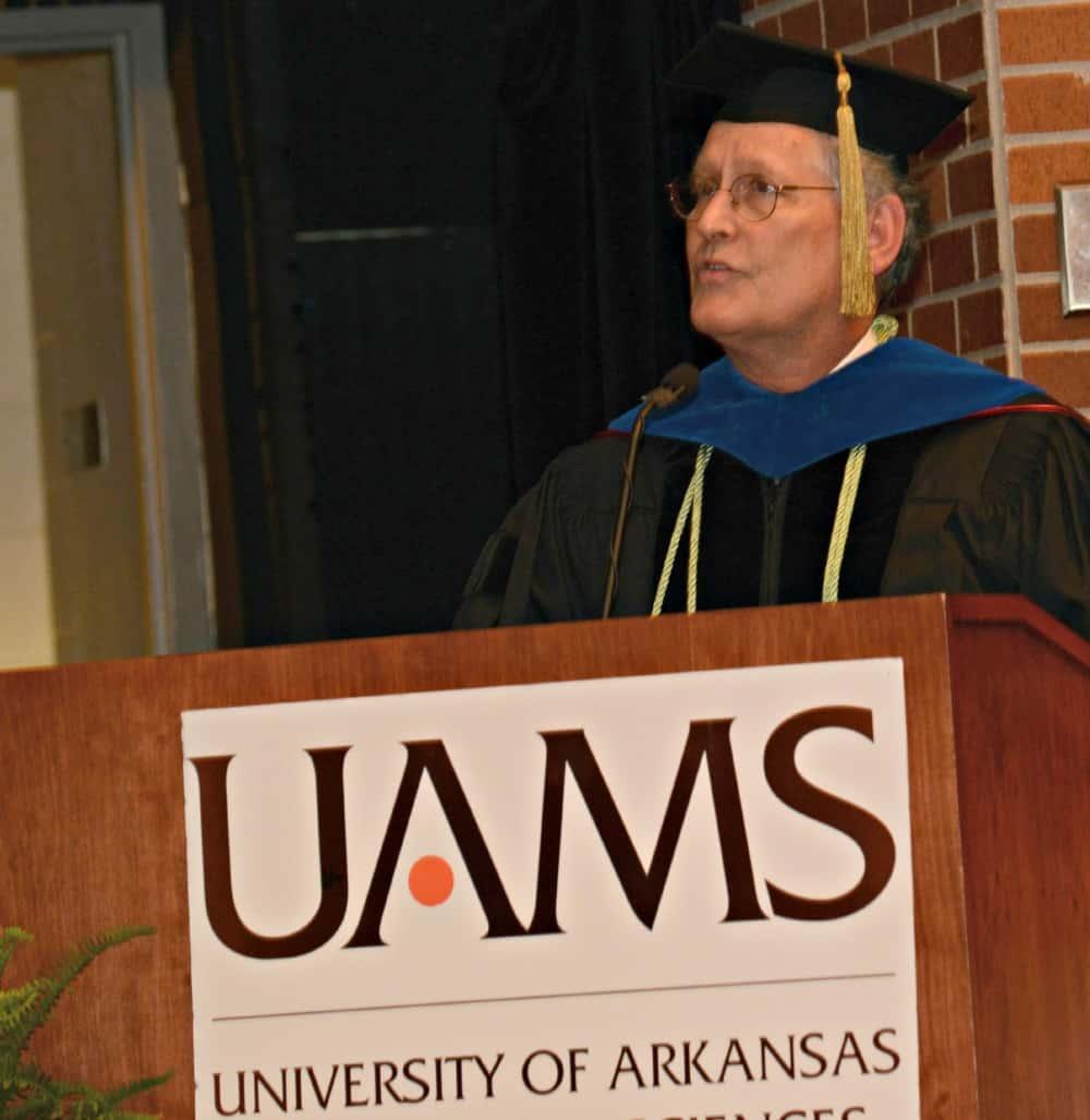 College of Health Professions Dean Douglas Murphy, Ph.D.