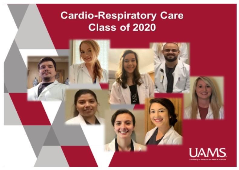 CRC 2020 Grads