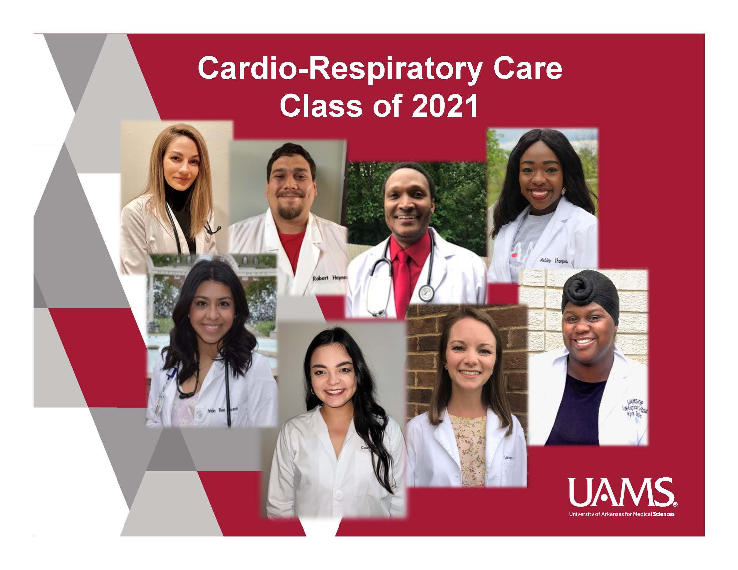 Respiratory Care 2021 Graduates